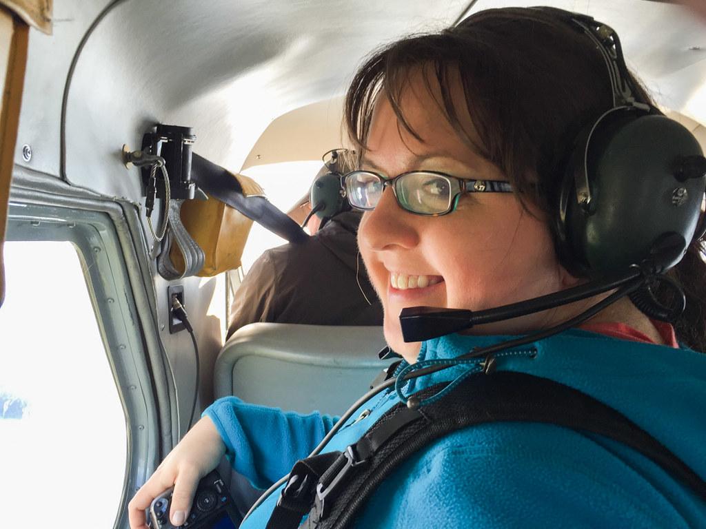 Me on Seaplane