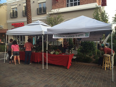 Thursday Farmers Market, The District @ Henderson 04.2014