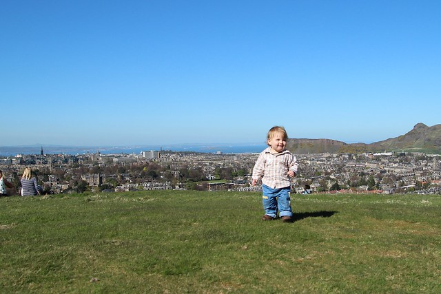 On Blackford Hill
