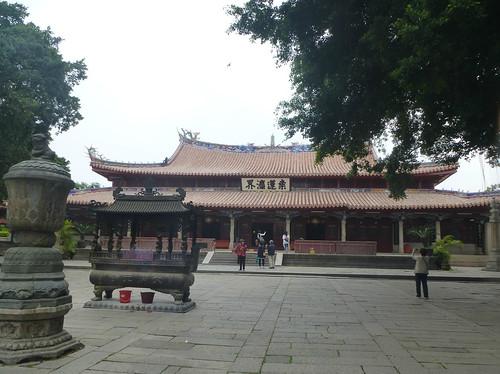 Fujian-Quanzhou-Temple Kaiyuan (6)