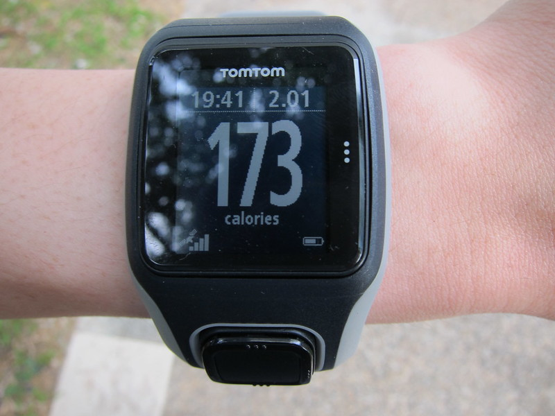 TomTom Multi-Sport GPS Watch - Running - Calories