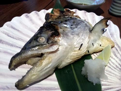 Sake Kabuto Yaki