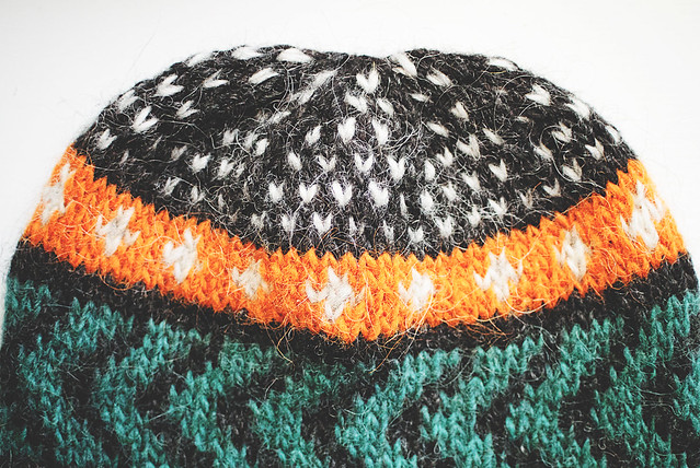 colorwork crown