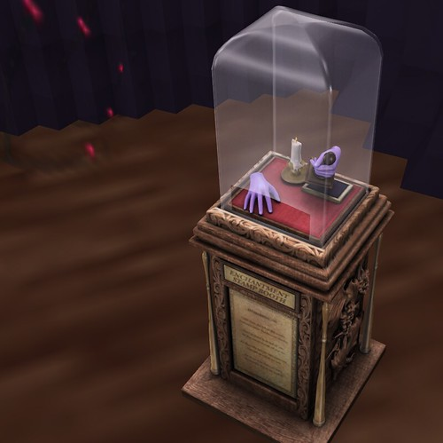Enchantment Stamp Event: Stamper