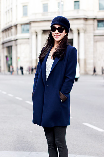 Street style by Yeonbi In