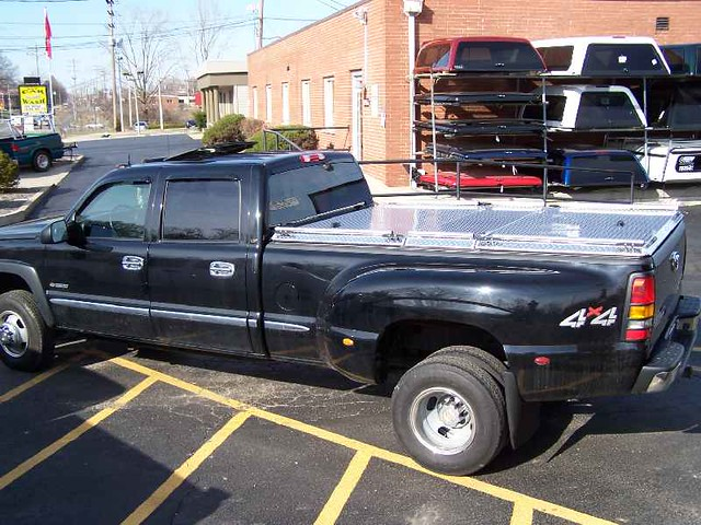 Dually Truck Beds For Sale