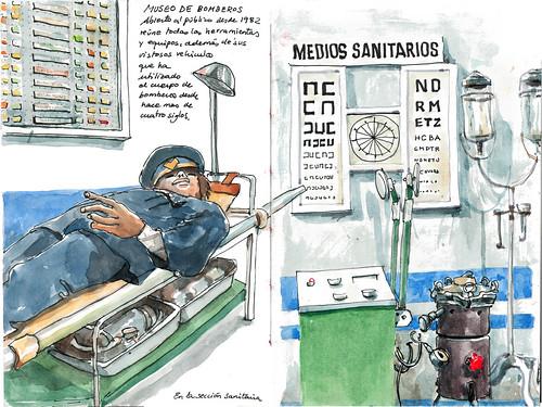 Sección Sanitaria