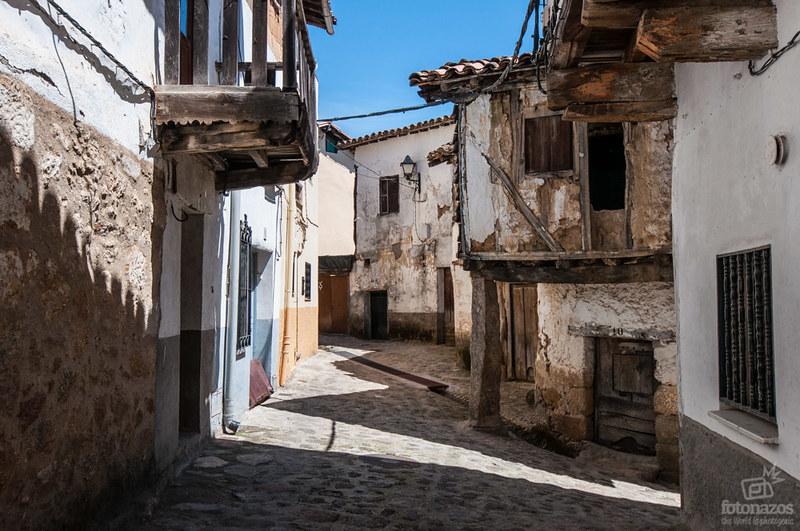 Visita a Valverde de la Vera