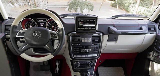 Mercedes-Benz AMG G63 6x6