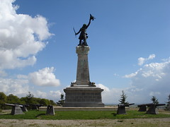 Monument Kellermann - Valmy©ADT Marne