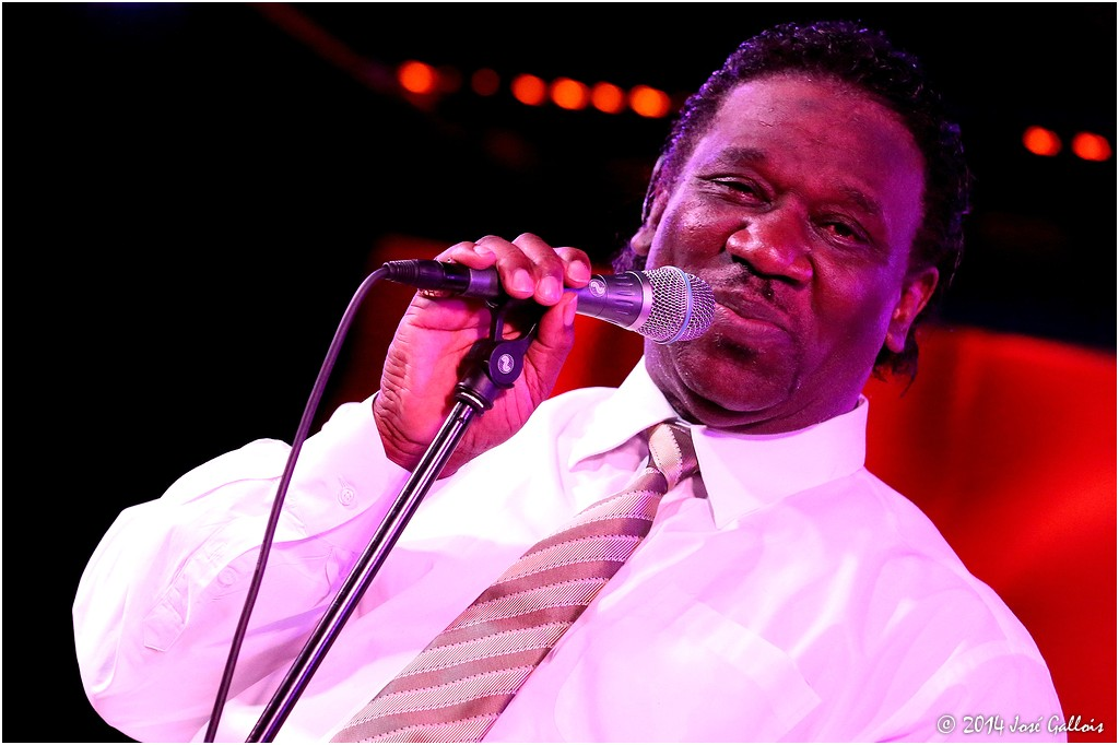 Mud Morganfield & Band @ North Sea Jazz club