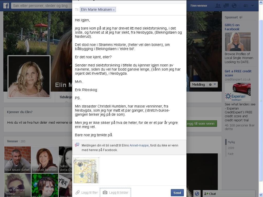 mer facebook slektsforskning