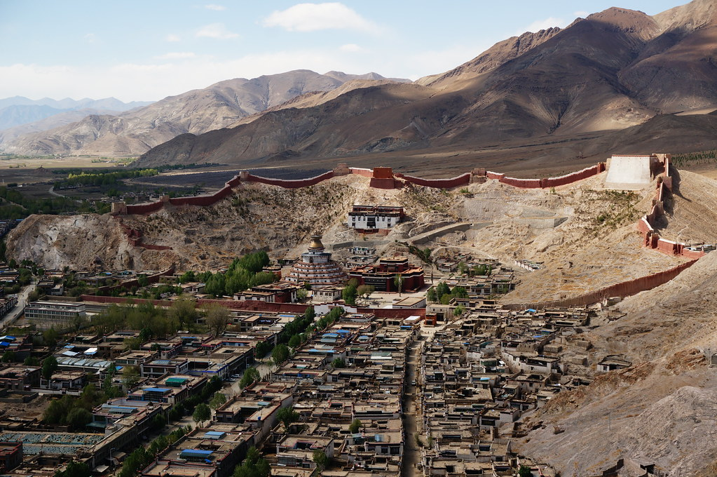 Gyantse Fortifications