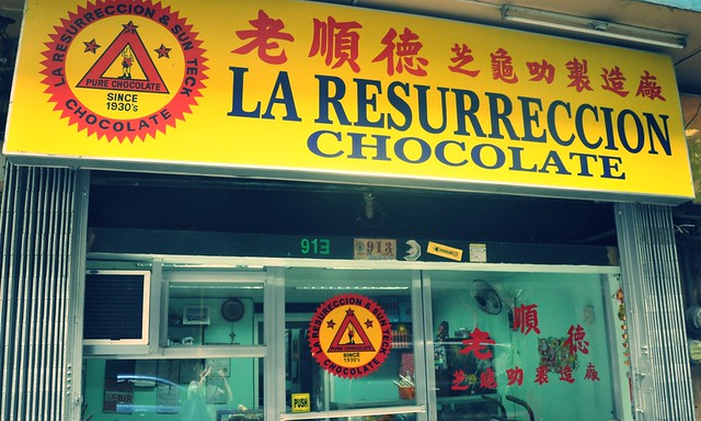 La Resurreccion Chocolate
