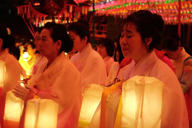 Lantern Festival - Seoul