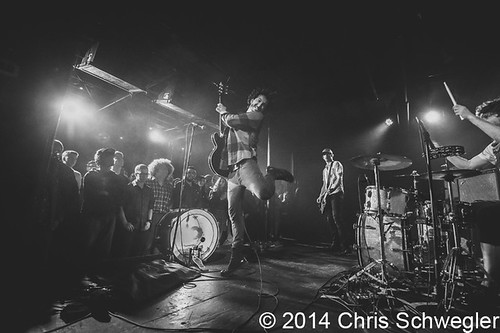 Reignwolf - 05-14-14 - The Shelter, Detroit, MI