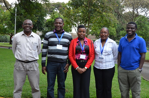 Communications and knowledge sharing skills development training for the Livestock and Fish Tanzania dairy value chain