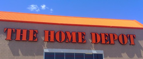 Home Depot Store, Home Depot Home Improvement
