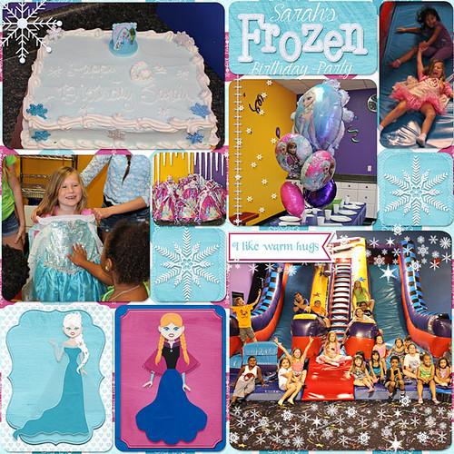 frozen party copy