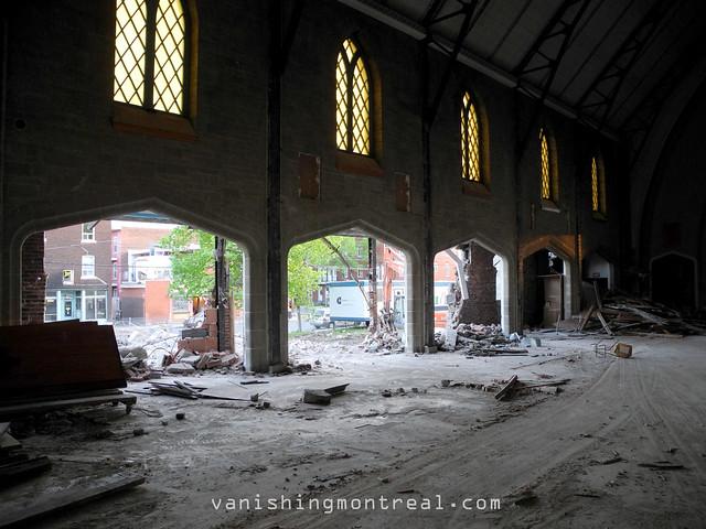 Eglise Notre-Dame-de-la-Paix demolition 13