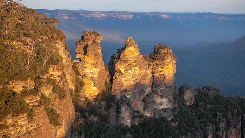 The Three Sisters, Katoomba, NSW Australia