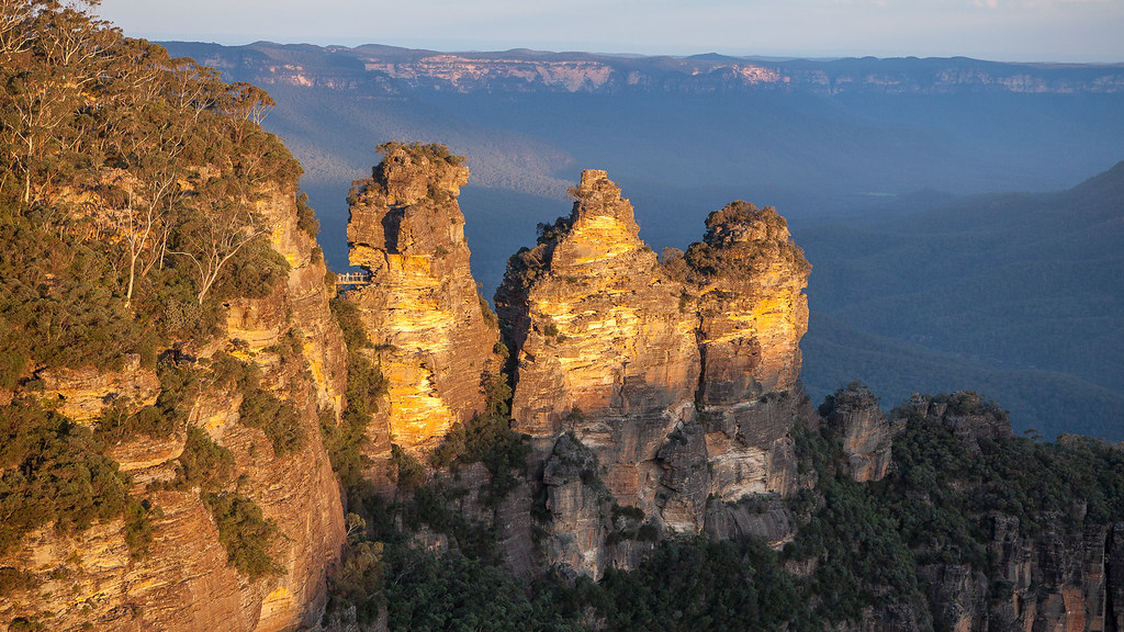 The Three Sisters, Katoomba, NSW Australia