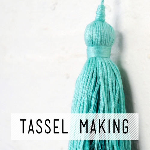 Tasselmakingworkshop
