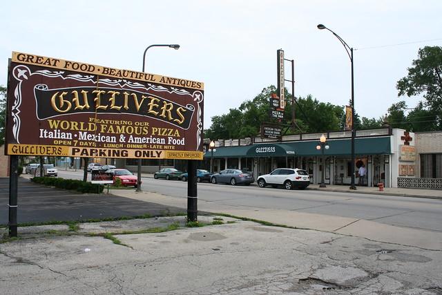 Gulliver's Pizza, Evanston