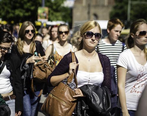Women, Sunglasses