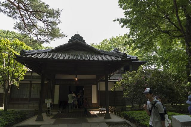 Takahasi Korekiyo's house,