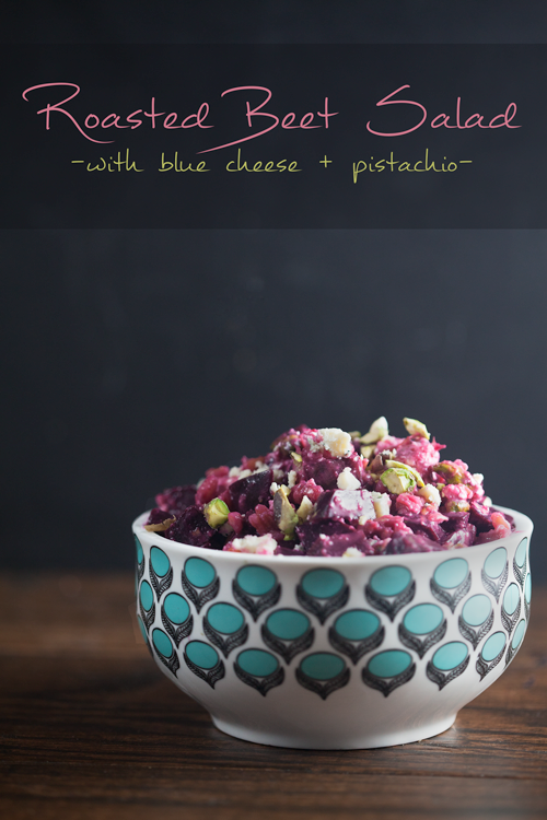Roasted-Beet-Salad-with-Blue-Cheese-and-Pistachio
