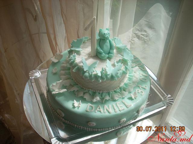 С TORT DE LUX ваш праздник приобретает  яркие цвета! > Фото из галереи `крестильные торты`