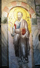 Saint Paul mosaic