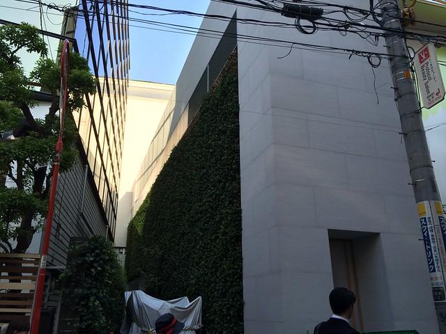 Apple Store, Omotesando before launch.