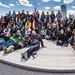 Flickr10 Global Walk - Toronto Group Shot No.2 - May 4th, 2014 by Jay:Dee