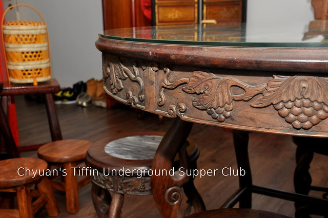 Chyuan's Tiffin Underground Supper Club 13