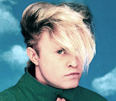 a flock of seagulls turtleneck