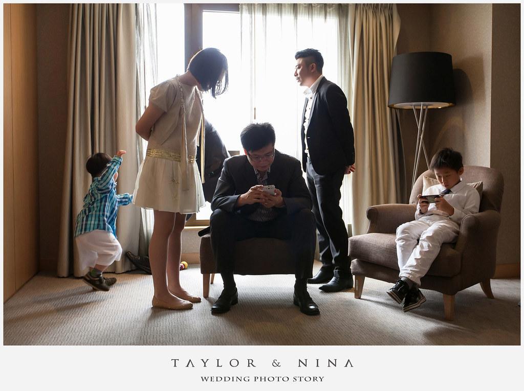 婚攝 翰品酒店 婚禮紀錄-007