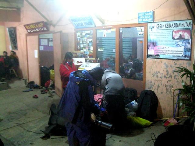 Basecamp Sumbing