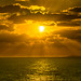 Sunrise in Yantai