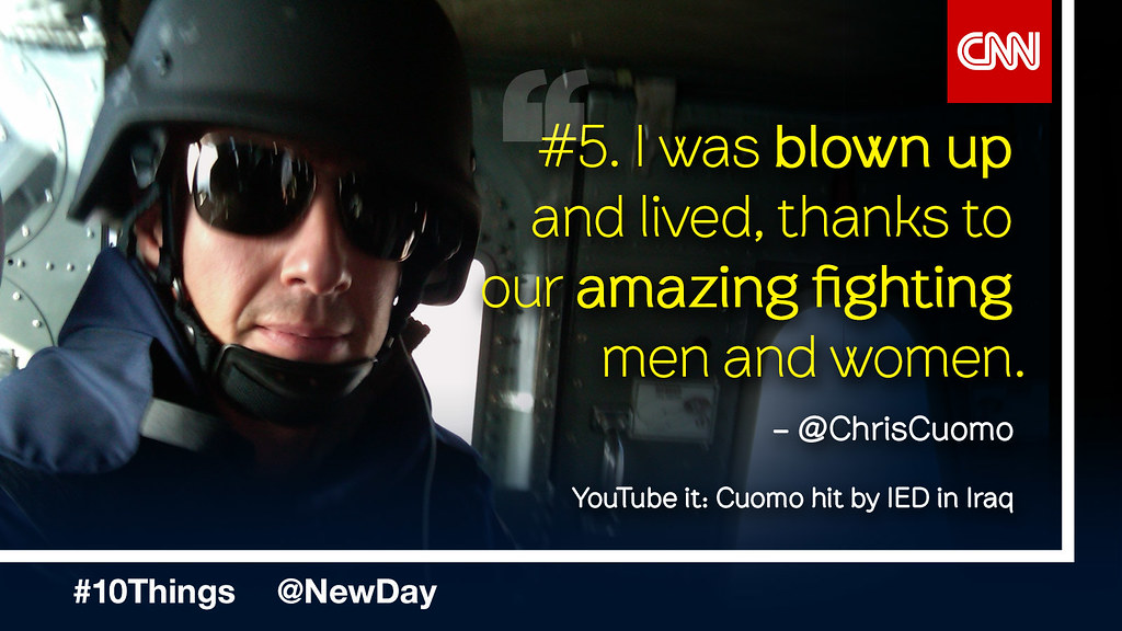 10 Things You Didn't Know About Chris Cuomo