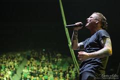 Stone Sour @ Rod Laver Arena Melbourne