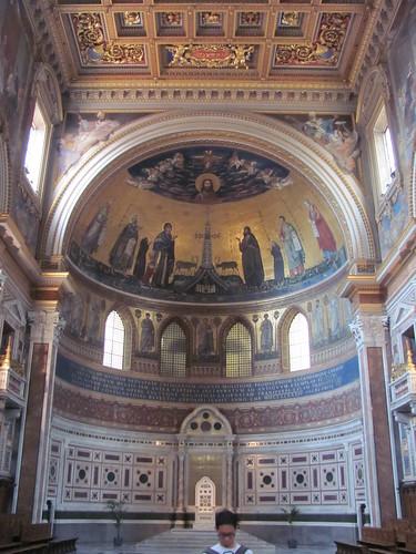Apse, St John's Lateran