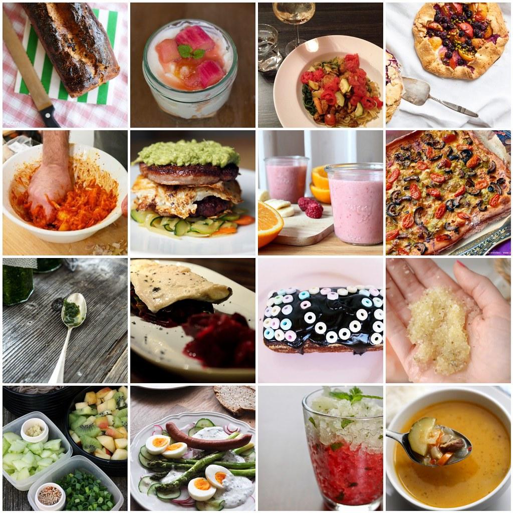 in den töpfen der österreichischen foodblogger: #foodvie von C bis S