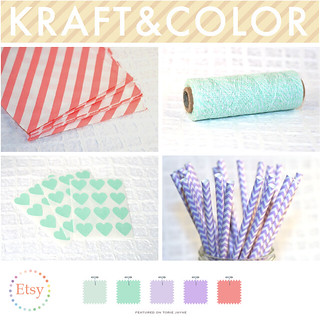 Kraft & Colour