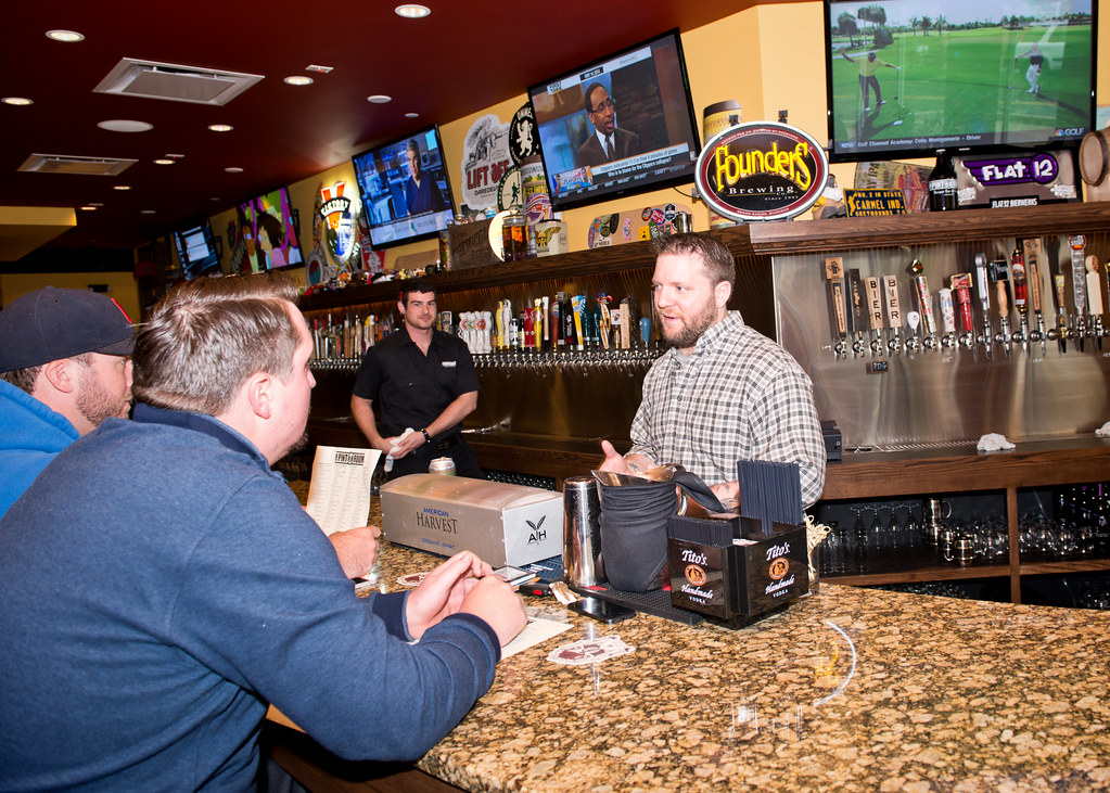 The Pint Room: One Hundred Taps and Much More | Carmel |