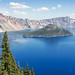 Crater Lake, Oregon by Steve Holsonback