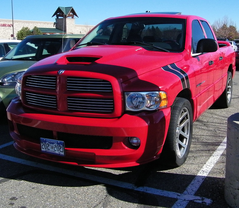 East Hills Chrysler Jeep Dodge Ram Srt: Dodge Ram SRT-10 Quad Cab (2006