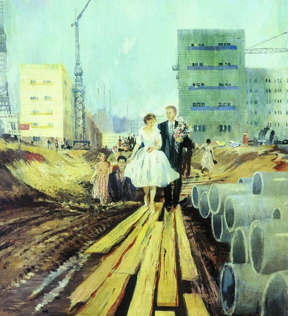 20世纪俄罗斯绘画杰作3