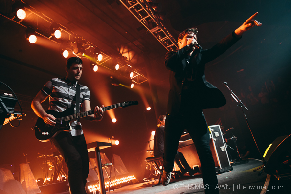 Foster The People @ Roseland Theater, Portland 5/22/14